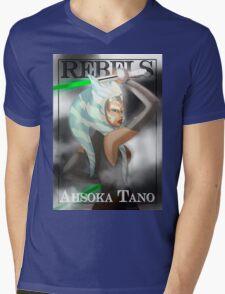Ahsoka Tano - Rebels Mens V-Neck T-Shirt