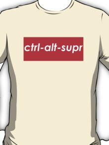 Ctr-Alt-Supr T-Shirt