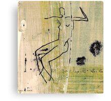 dancer 5 Canvas Print