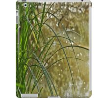 Water Reeds iPad Case/Skin