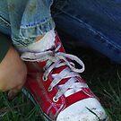 sneaker by Linda Costello Hinchey