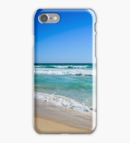 Beach. iPhone Case/Skin