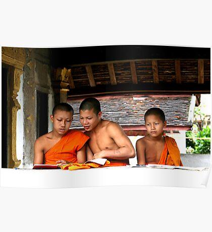 Monks #2 Poster