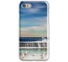 Bath Time - Newcastle NSW Australia iPhone Case/Skin