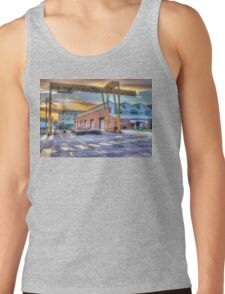 Armaments factory, Bendigo Tank Top