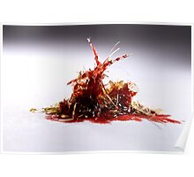 Pulled Plastic Series: 2 of 3 Poster