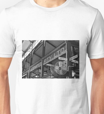 Fremantle Markets Unisex T-Shirt