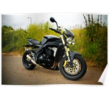 Triumph Speed Triple Poster