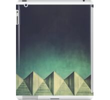 Urban Geometric Landscape Skyline iPad Case/Skin