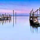 Fishing piers by homydesign