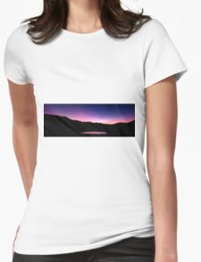 The Pink Pond - near Gloucester NSW Australia Womens Fitted T-Shirt