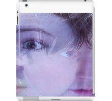 doctor meets pond iPad Case/Skin