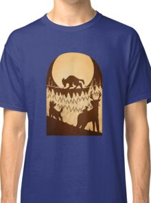 Full Moon in the Forbidden Forest Classic T-Shirt
