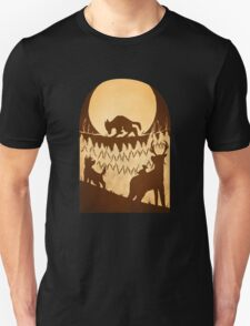 Full Moon in the Forbidden Forest T-Shirt