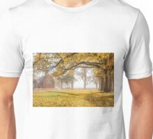 Gostwyck Chapel in the Fall - Uralla NSW Australia Unisex T-Shirt
