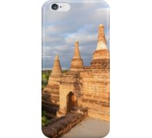 Stupa, Bagan, Myanmar iPhone Case/Skin