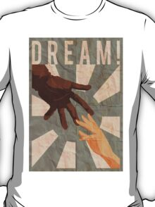 Escaflowne Vintage Poster II: DREAM! T-Shirt