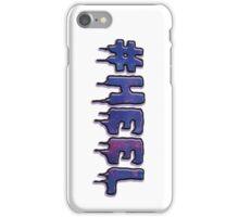 HEEL - Pastel D (Galaxy) iPhone Case/Skin