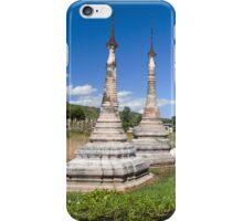 Tar Kaung, Sagar, Inle Lake, Myanmar iPhone Case/Skin