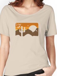 Go West Women's Relaxed Fit T-Shirt