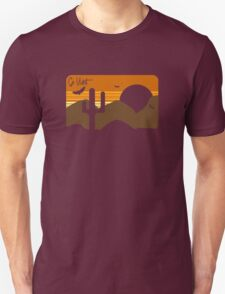 Go West Unisex T-Shirt