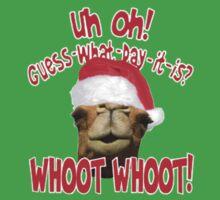 Christmas-Hump-Day-Camel Baby Tee