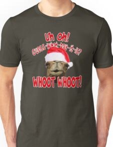 Christmas-Hump-Day-Camel Unisex T-Shirt