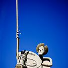 Don Quixote, Laxe, Galicia, Spain by Andrew Jones