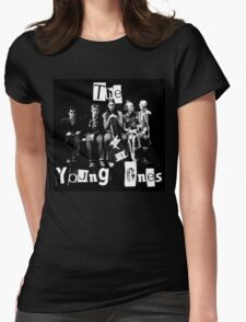 The Young Ones 1 Womens Fitted T-Shirt