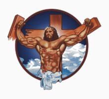 Come-at-me-bro-jesus Kids Clothes