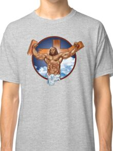 Come-at-me-bro-jesus Classic T-Shirt