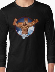 Come-at-me-bro-jesus Long Sleeve T-Shirt