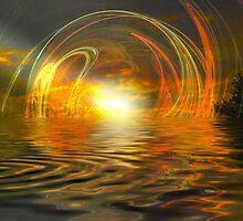 The Spirits Portal  by Richard Murch