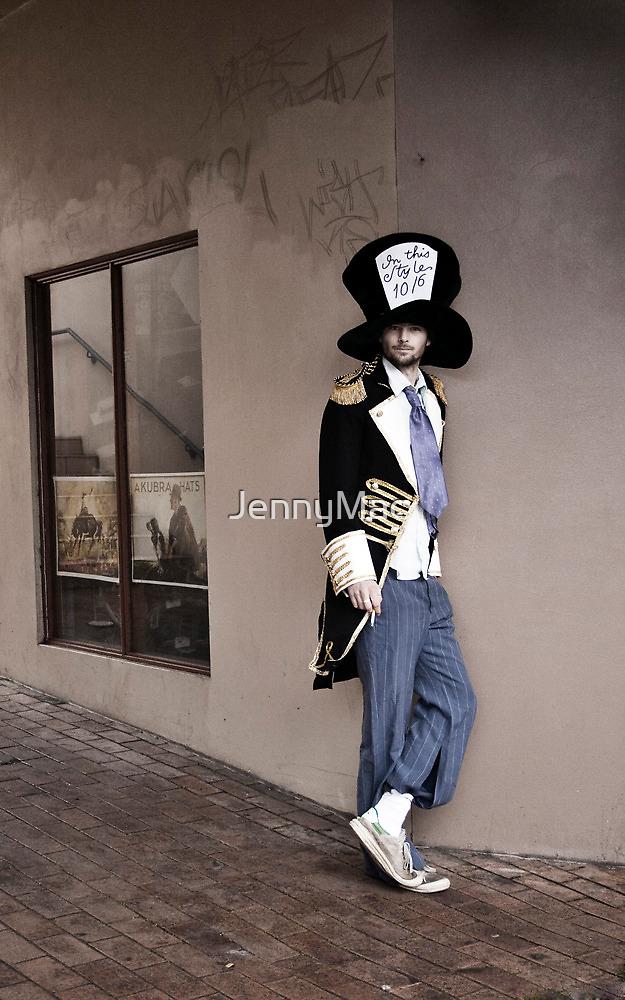Smoko...! by JennyMac