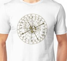 metal astronomical clock Unisex T-Shirt