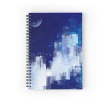 Snow City Spiral Notebook