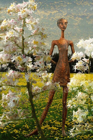 Spring (from my exhibition) by Antanas