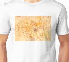 Zodiac signs and astronomical clock Unisex T-Shirt