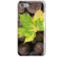 The Maple-Leaf 2 iPhone Case/Skin
