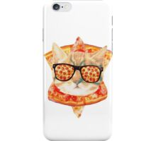 Kitty Pizza iPhone Case/Skin