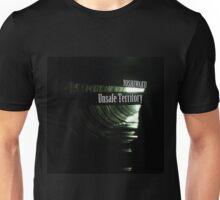 Unsafe Territory by Yoshiwaku Unisex T-Shirt