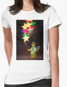Lego Fairy Womens Fitted T-Shirt