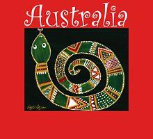 Weird and Wonderful Snake Australia Unisex T-Shirt