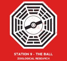 Station 9 - The Ball Kids Clothes