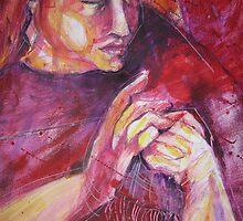 WORKING HANDS by GittiArt