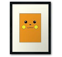 Raichu Framed Print