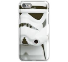 Trooper birthday card iPhone Case/Skin