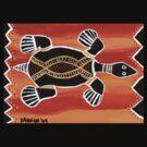 Tribal Turtle by Kayleigh Walmsley
