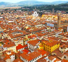florence in hdr from the duomo by itsrich
