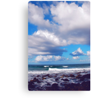 OCEAN THOUGHTS Canvas Print